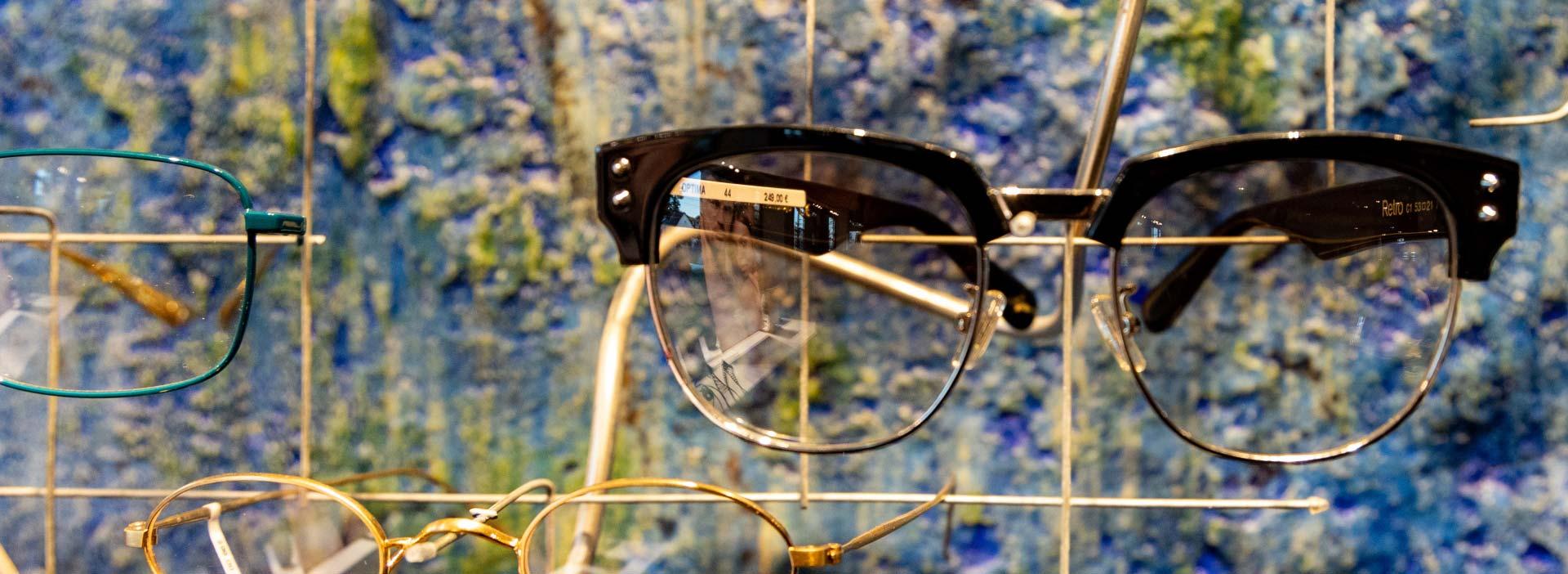 Brillen für jeden Anlass